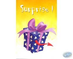 Surprise! Joyeux anniversaire