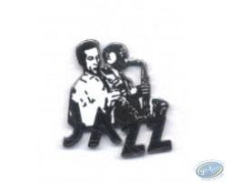 Saxophoniste & Clarinetiste 'Jazz' (Petit modèle)