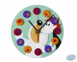 Horloge, Droopy jongleur
