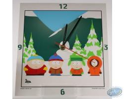 Horloge, South Park