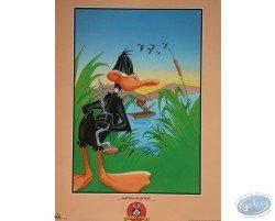 La chasse au canard