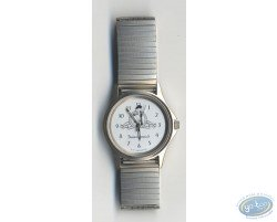 Montre, Tex Avery Droopy bracelet métal
