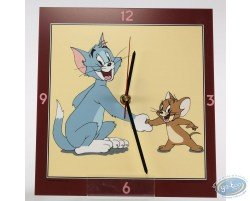 Horloge, Tom et Jerry