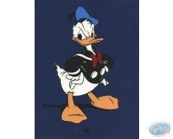 Donald (bleu), Disney