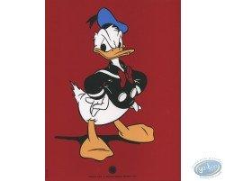 Donald (rouge), Disney