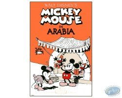 Mickey Mouse In Arabia, Disney