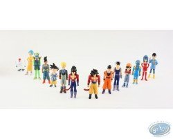 Série de 14 figurines Dragon ball GT