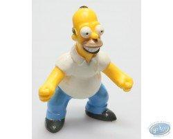 Homer Simpson enthousiaste
