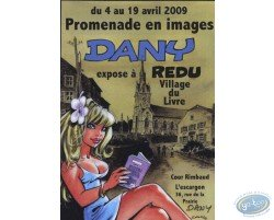 Dany expose à Redu 2009