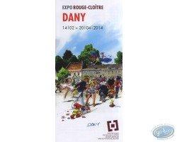 Dany expo Rouge-Cloître 2014