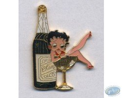 Betty Boop Champagne