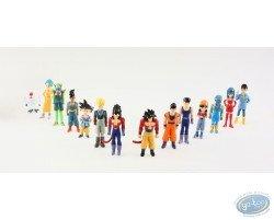 Série de 14 figurines Dragon ball GT
