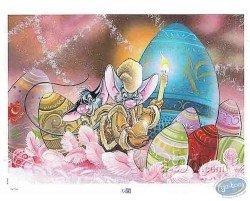 Les souris de Pâques