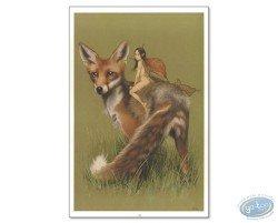 Elfe et renard