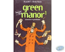 Green Manor, Assassin et gentlemen