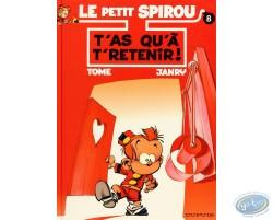 Le Petit Spirou, T'as qu'à t'retenir !