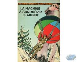 Jean Valhardi, La machine à conquérir le monde