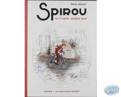 Spirou ou l'espoir malgré tout : Partie 1 - Un mauvais départ