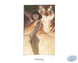 Manon et le tigre