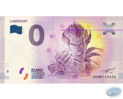 Billet Euro Souvenir