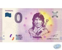 Billet Euro Souvenir 05
