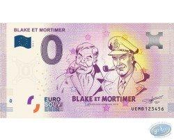 Billet Euro Souvenir 02
