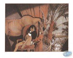 Manon et le gnou
