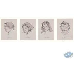 Galerie de portraits (variante)
