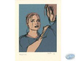 Marion (fond bleu)