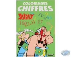 Coloriages, Chiffres (Petit format)