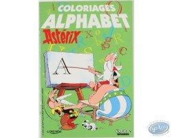 Coloriages, Alphabet (Petit format)