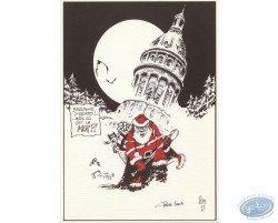 Père Noël à Boulogne