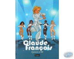 Claude François, Chansons en BD