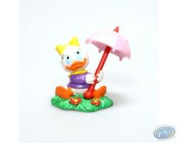 Daisy avec son parapluie, Disney