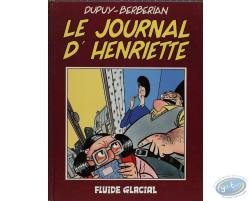 Le Journal d'Henriette, Tome 1