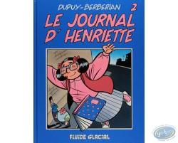 Le Journal d'Henriette, Tome 2
