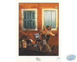 Le Chat et le Renard