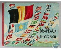 Album d'images Drapeaux et timbres-poste