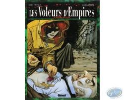 Les Voleurs d'Empires, Fleurs de Peau
