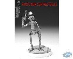 Robot - Cavalier Noir (non peinte)
