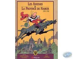 Les avatars de la province de Namur 1830-1996