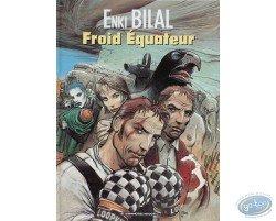 Trilogie Nikopol, Froid Equateur