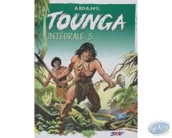 Intégrale Tounga Tome 3