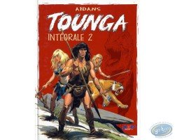 Intégrale Tounga Tome 2