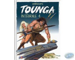 Intégrale Tounga Tome 4