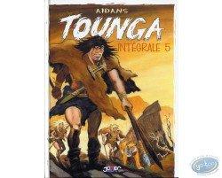 Intégrale Tounga Tome 5
