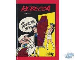 Rebecca, Bon anniversaire Papy !!