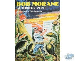 Bob Morane, La terreur verte