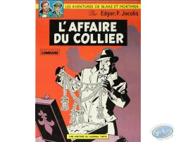 Blake et Mortimer, L'Affaire du Collier