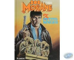 Bob Morane, 3 petits singes